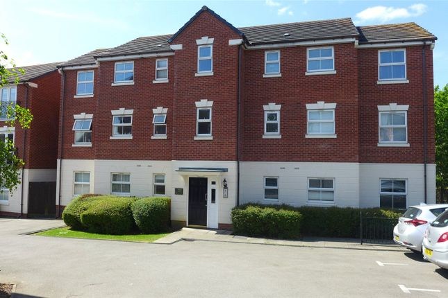 Thumbnail Flat for sale in Florence Road, Binley, Coventry, West Midlands