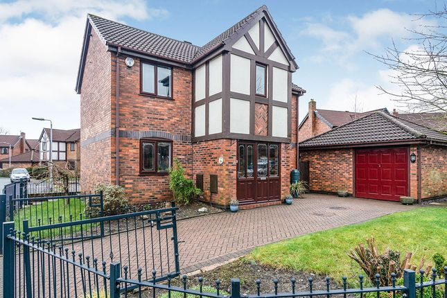 Thumbnail Detached house for sale in Montgomery Way, Radcliffe, Manchester, Greater Manchester