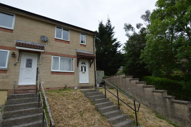 Thumbnail End terrace house to rent in Daneacre Road, Radstock