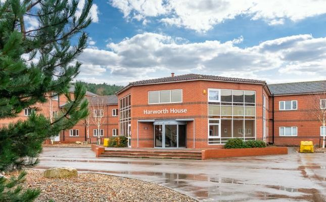 2 bed flat to rent in Harworth House, Blyth Road, Harworth, Doncaster, South Yorkshire DN11