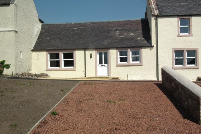 Thumbnail Terraced bungalow for sale in Main Street, Ancrum