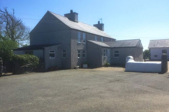 Thumbnail Hotel/guest house for sale in Bodedern, Holyhead