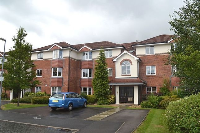 Thumbnail Flat to rent in Tiverton Drive, Wilmslow