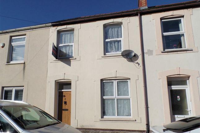 Thumbnail Terraced house for sale in Topaz Street, Roath, Cardiff