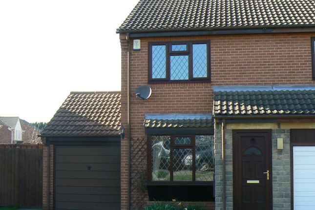 Thumbnail Town house to rent in The Hawthorns, Ossett