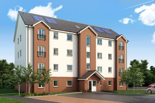 "Thumbnail Flat for sale in ""The Harris At Abbotsway"" at Inchinnan Road, Paisley"