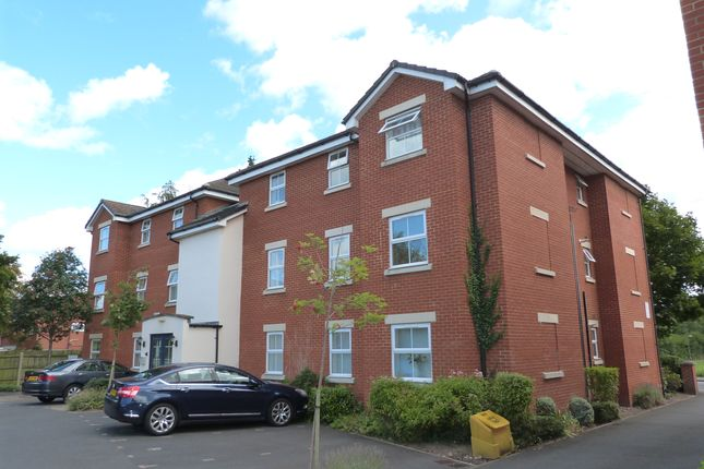 Thumbnail Flat to rent in St. Marks Court, Bath Road, Worcester