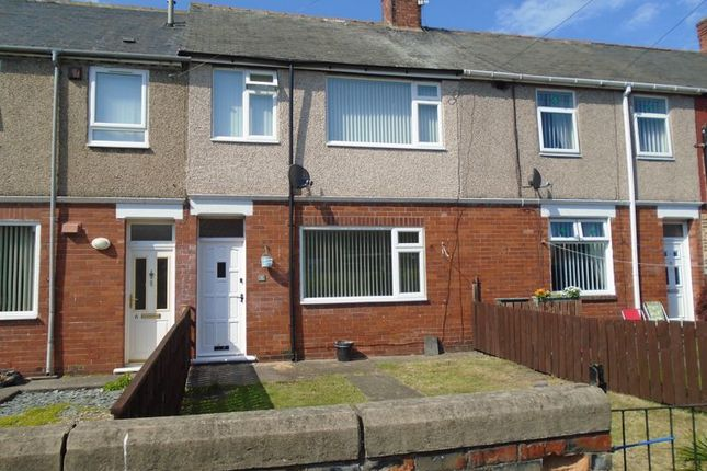Thumbnail Terraced house to rent in Whitsun Avenue, Bedlington