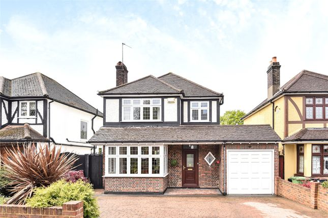 Thumbnail Detached house for sale in Woodland Way, West Wickham