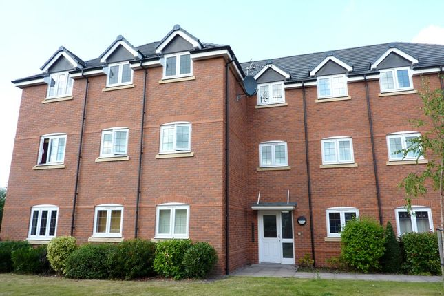 Thumbnail Flat to rent in Drake Close, Shrewsbury