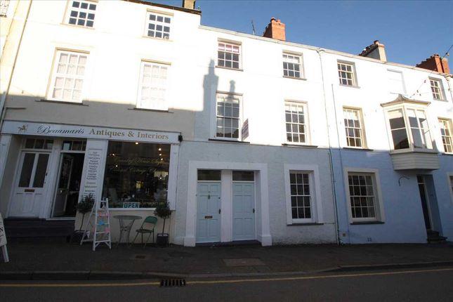 Thumbnail Town house for sale in Church Street, Beaumaris