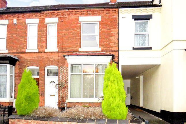 Thumbnail End terrace house for sale in Watt Road, Erdington, Birmingham