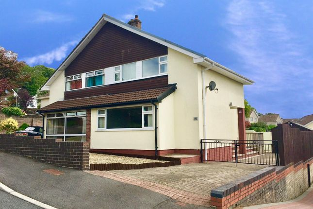 Thumbnail Property to rent in Nursery Rise, Bedwas, Caerphilly