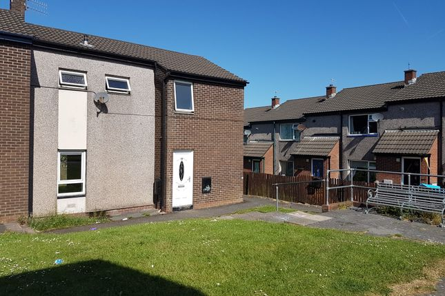 Thumbnail End terrace house to rent in Nearfield Walk, Barrow In Furness