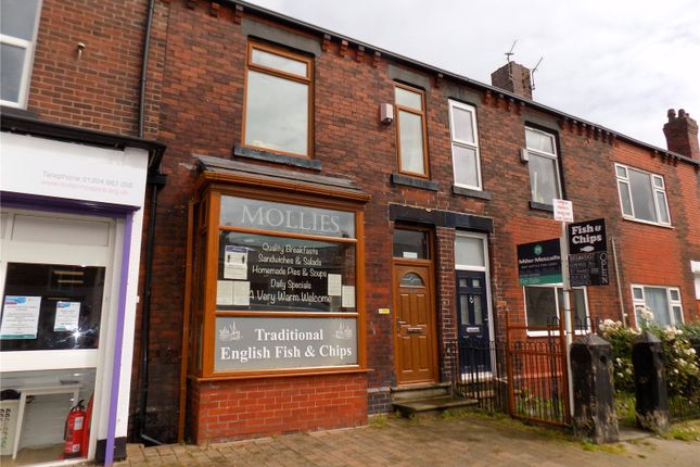 Thumbnail Restaurant/cafe for sale in Tonge Moor Road, Bolton, Greater Manchester