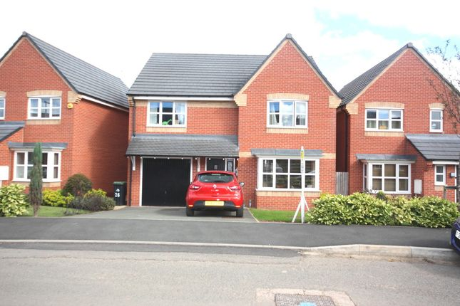 4 bed detached house for sale in Essington Way, Brindley Village, Stoke-On-Trent