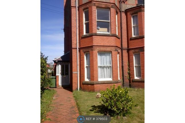 Thumbnail Flat to rent in Queens Road, Hoylake