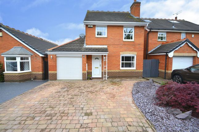 Thumbnail Detached house for sale in Chester Green, Toton, Beeston, Nottingham
