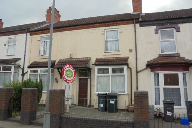 Thumbnail Terraced house for sale in Cannon Hill Place, Balsall Heath