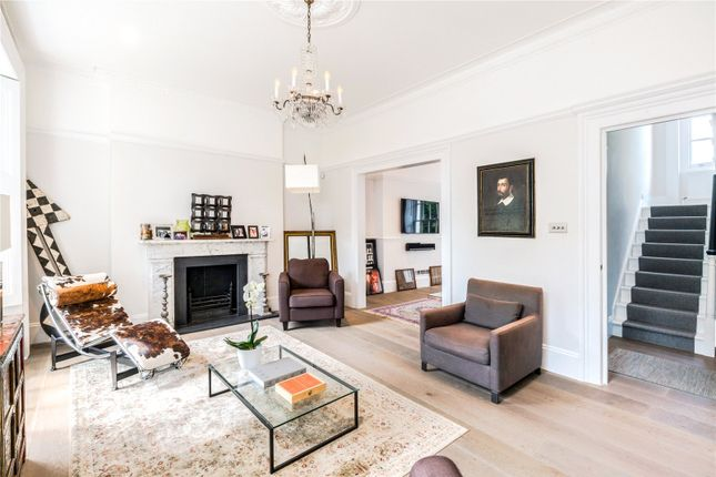 Thumbnail Property to rent in Sutherland Avenue, Maida Vale