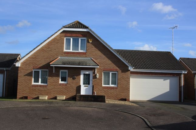 Thumbnail Property for sale in Thorne Farm Way, Cadhay, Ottery St. Mary