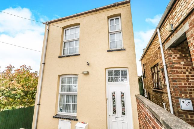 Thumbnail Detached house for sale in Fitzwilliam Street, Rushden