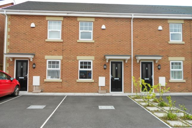 Thumbnail Town house to rent in Gibbons Way, North Cornelly