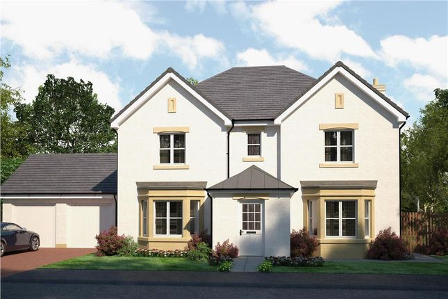 """Thumbnail Detached house for sale in """"Ettrick"""" at Glendrissaig Drive, Ayr"""