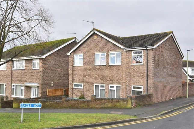 Thumbnail Detached house for sale in Eagle Way, Abbeydale, Gloucester