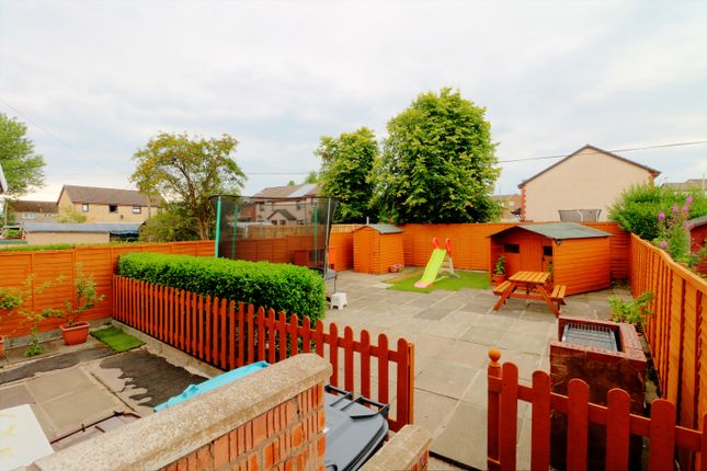Thumbnail End terrace house for sale in Roughcraig Street, Airdrie