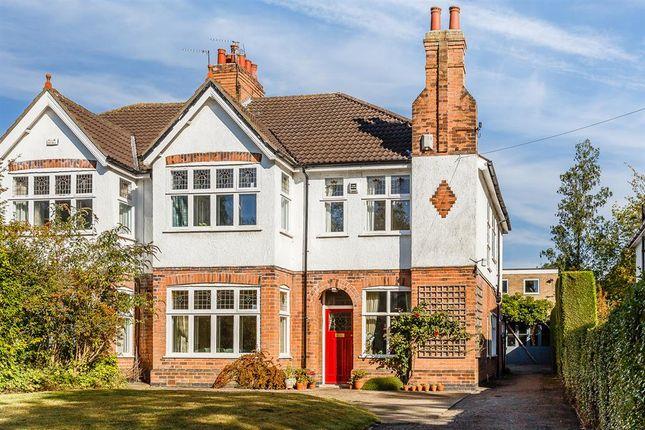 Thumbnail Semi-detached house for sale in Stockton Lane, York