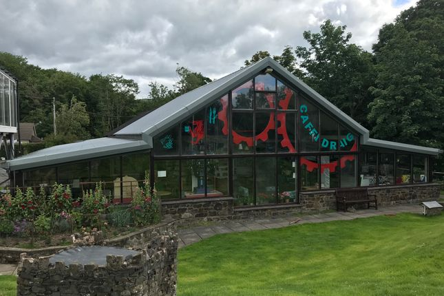 Thumbnail Leisure/hospitality for sale in Llanbrynmair