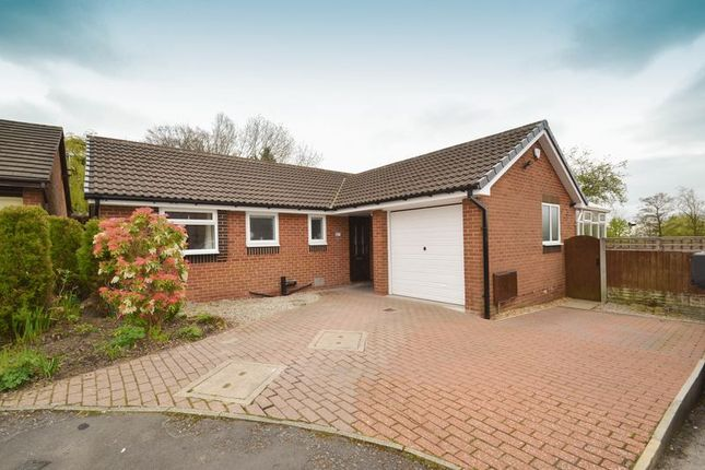 Thumbnail Detached bungalow for sale in Lords Croft, Clayton-Le-Woods, Chorley