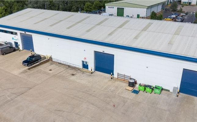 Light industrial to let in Ardane Park Phoenix Avenue, Featherstone, West Yorkshire