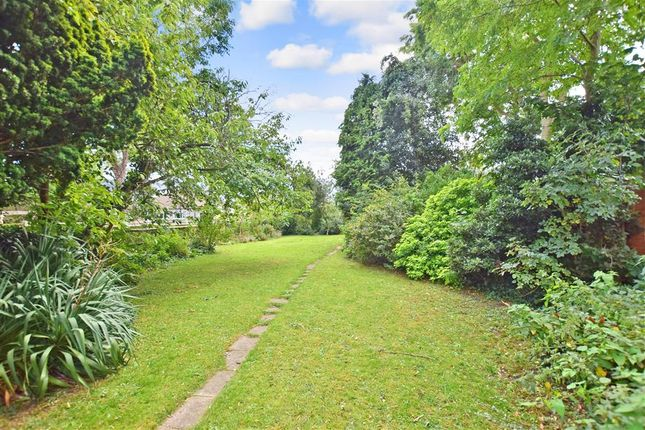 Rear Garden of Maidstone Road, Chatham, Kent ME4