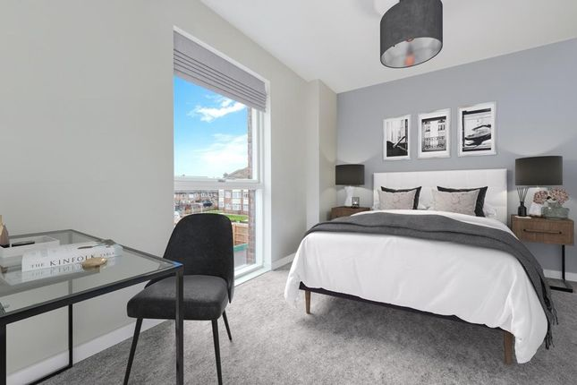 "Thumbnail Flat for sale in ""Syon Apartments"" at Alexandra Road, Hounslow"