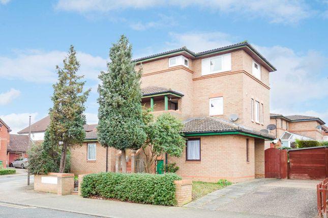 Thumbnail Maisonette to rent in Bradwell Common Boulevard, Bradwell Common, Milton Keynes