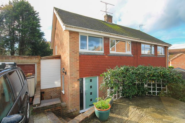 Thumbnail Semi-detached house for sale in Woods Hill Close, Ashurst Wood, East Grinstead