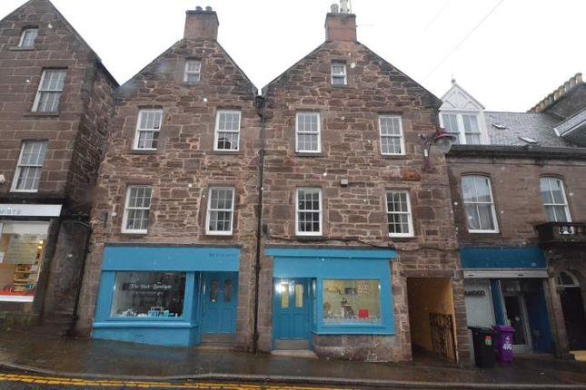 Thumbnail Maisonette to rent in Liddles Close, High Street, Brechin
