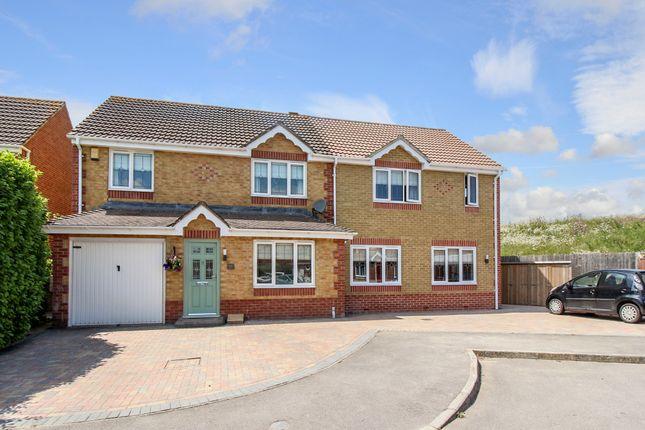 Thumbnail Detached house for sale in Bramble Drive, Westbury