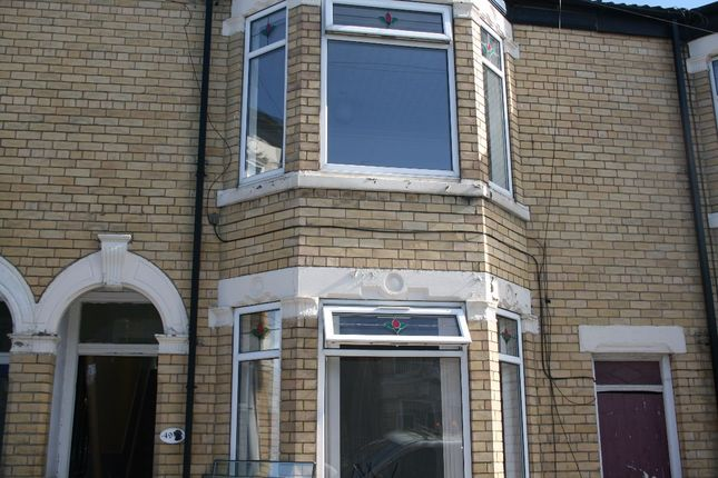 Thumbnail Shared accommodation to rent in Glencoe Street, Hull