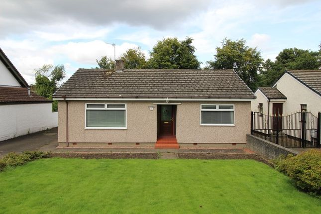 Thumbnail Bungalow for sale in Gleneagles, 10 Avonmill Road, Linlithgow