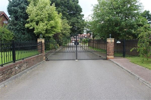 Thumbnail Detached house for sale in Willow Gardens, Barrow-Upon-Humber, Lincolnshire