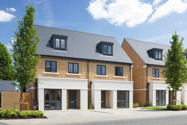 """4 bedroom semi-detached house for sale in """"The Molesey - Terraced"""" at Orchard Lane, East Molesey"""