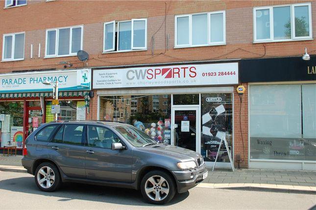 Thumbnail Retail premises to let in Main Parade, Chorleywood, Rickmansworth, Hertfordshire