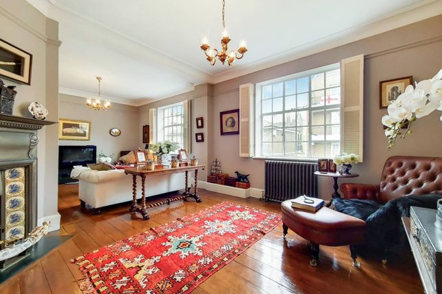Thumbnail Flat for sale in Polygon Road, Camden, London