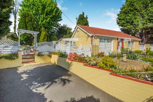 2 bed detached bungalow for sale in high street, griffithstown, pontypool np4 - zoopla