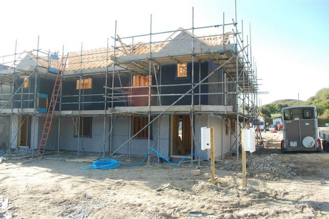 Thumbnail Semi-detached house for sale in Plot 3 Wheal Rose, Roche Road, Bugle, Cornwall