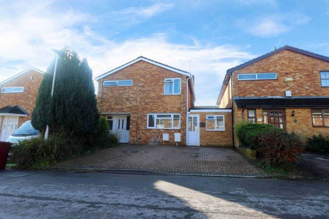 Link-detached house for sale in Galsworthy Drive, Caversham, Reading
