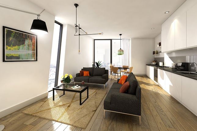 Flat for sale in Albion Street, Manchester